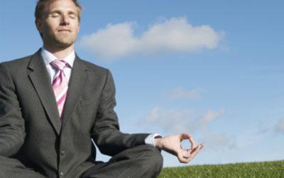 Maintaining Balance Is An Inside Job
